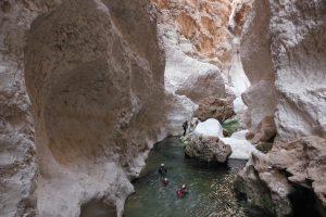 Wadi Ta'ab, Hajar Oriental 27