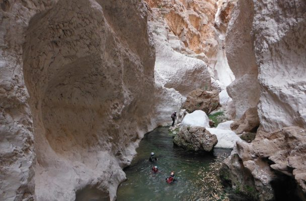 Wadi Ta'ab, Hajar Oriental 2
