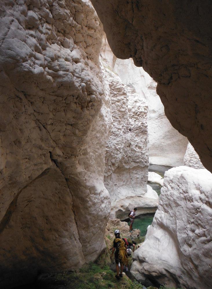 Wadi Ta'ab, Hajar Oriental 38