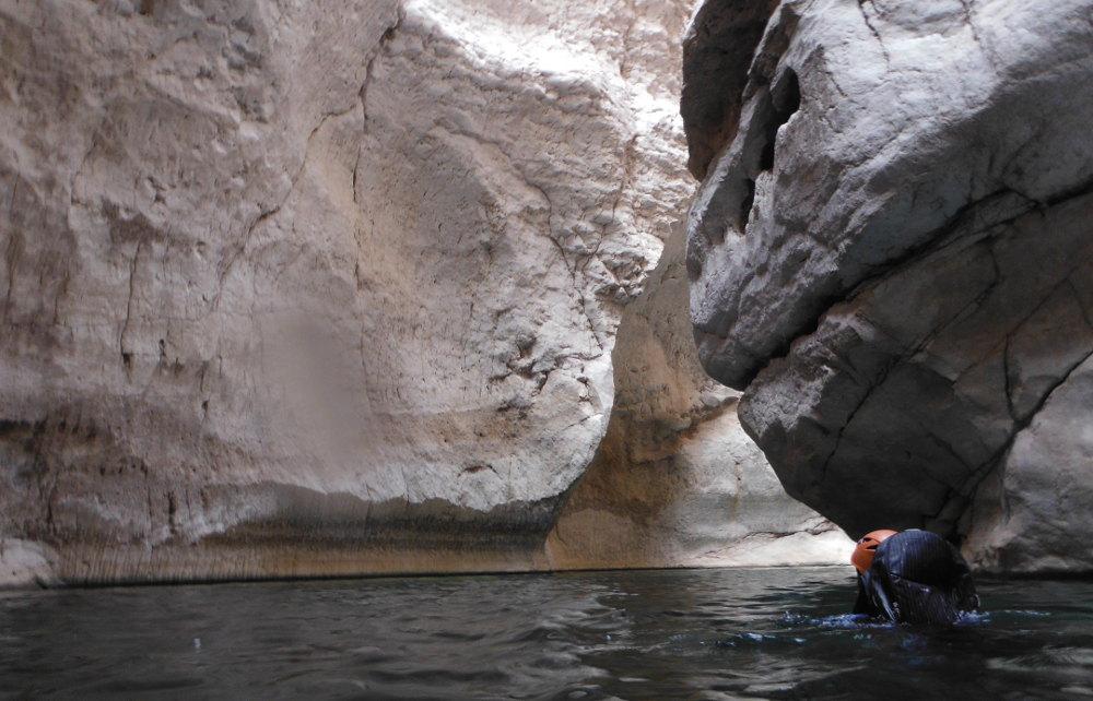 Wadi Ta'ab, Hajar Oriental 40