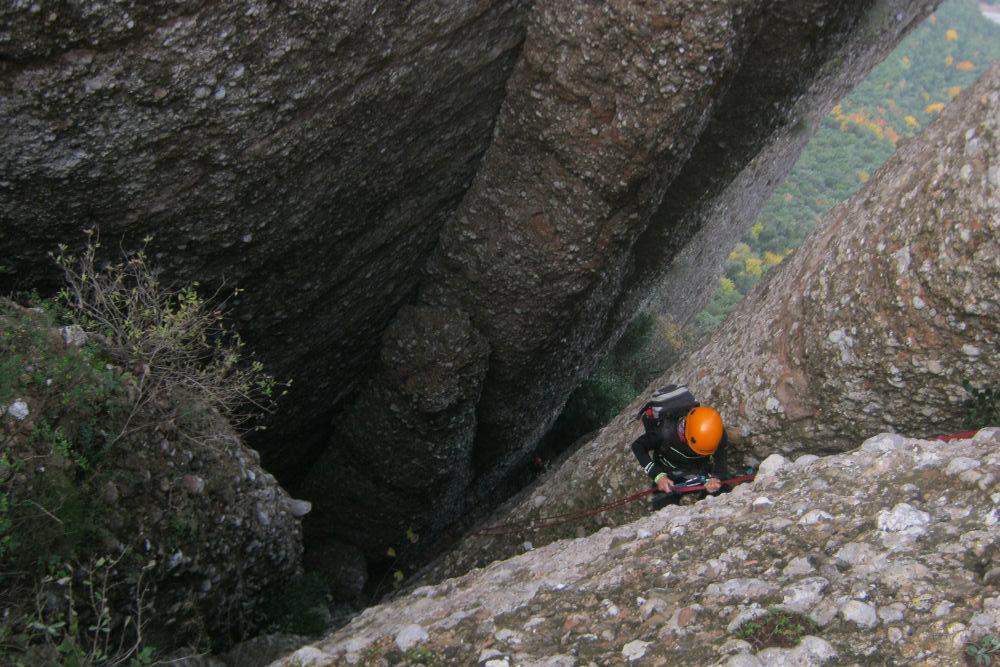 Canal del Melindro, Montserrat 1