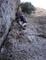 Gomez-Xalmet a la Prenyada, Montserrat, Espagne 3