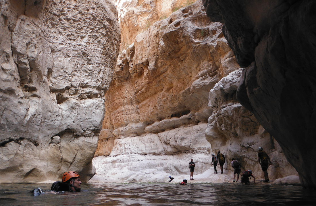 Wadi Ta'ab, Hajar Oriental 41