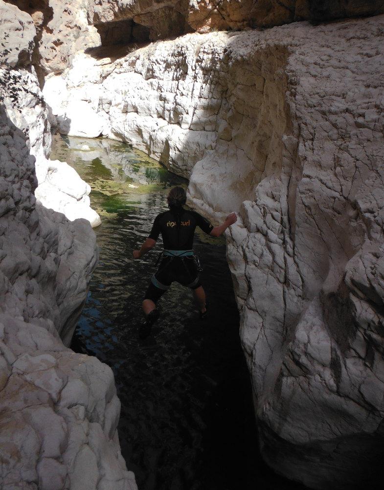 Wadi Ta'ab, Hajar Oriental 43