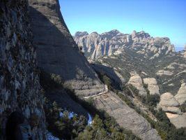 Rantanplán a la Magdalena Inferior, Montserrat, Espagne 4