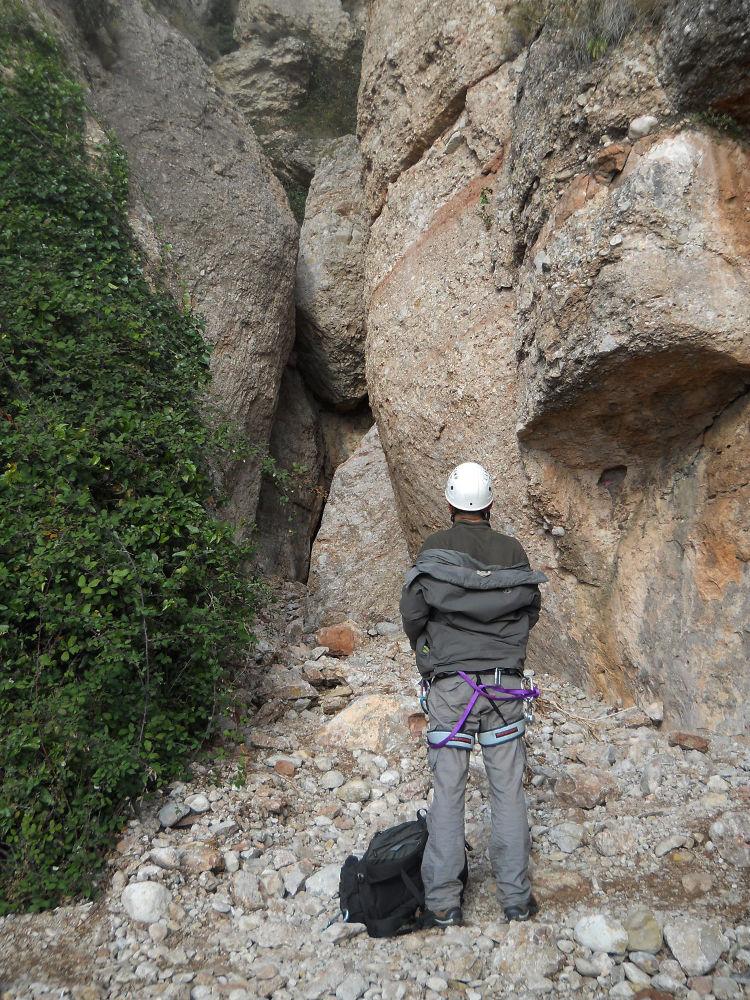 Torrent Fondo, Montserrat 7
