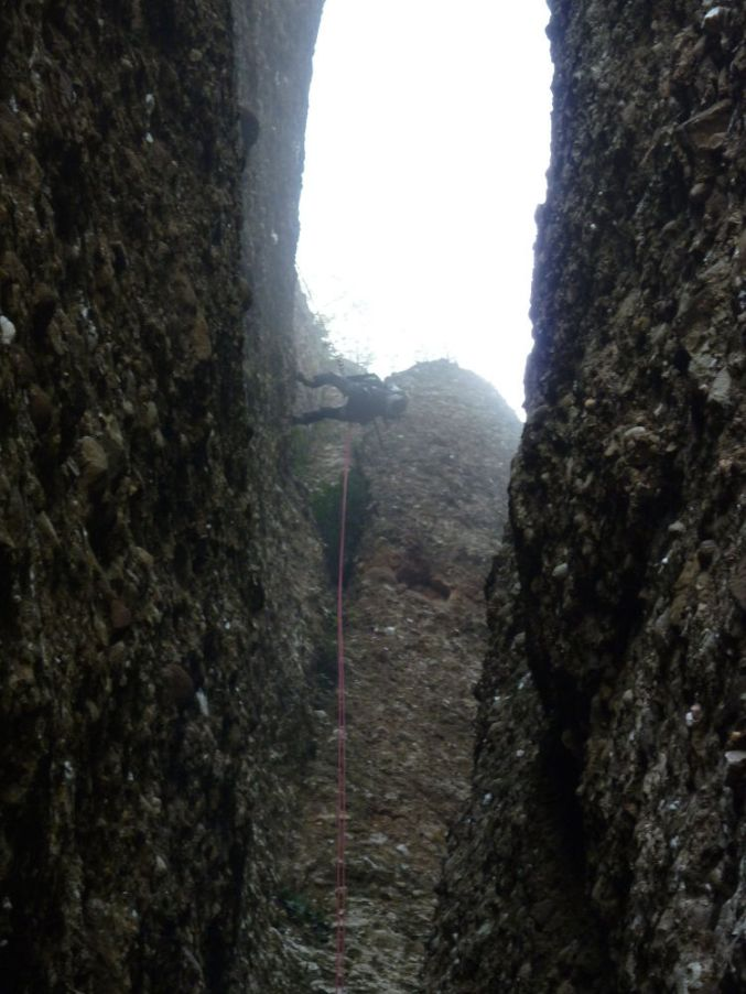Canal del Melindro, Montserrat 10