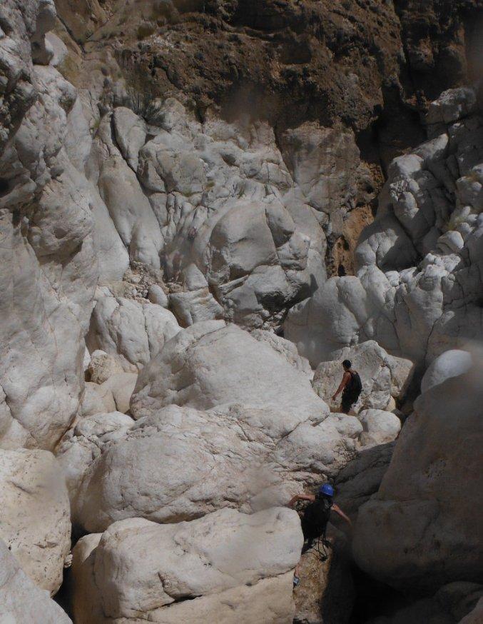 Wadi Ta'ab, Hajar Oriental 10