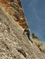 Bego-Miguel-Kush a Can Jorba, Montserrat, Espagne 6