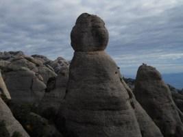 Via Iglesias-Casanovas a la Bessona Inferior, Montserrat, Espagne 6