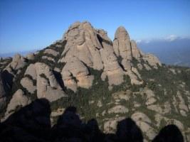 Les Sargantanes a la Gorra Marinera, Montserrat, Espagne 9