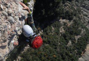 Esparraguera a la Roca Gris, Montserrat, Espagne 9