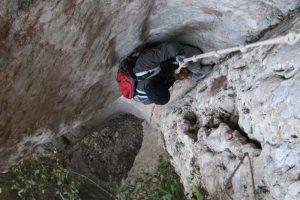 Canal de l'Artiga alta, Montserrat 36