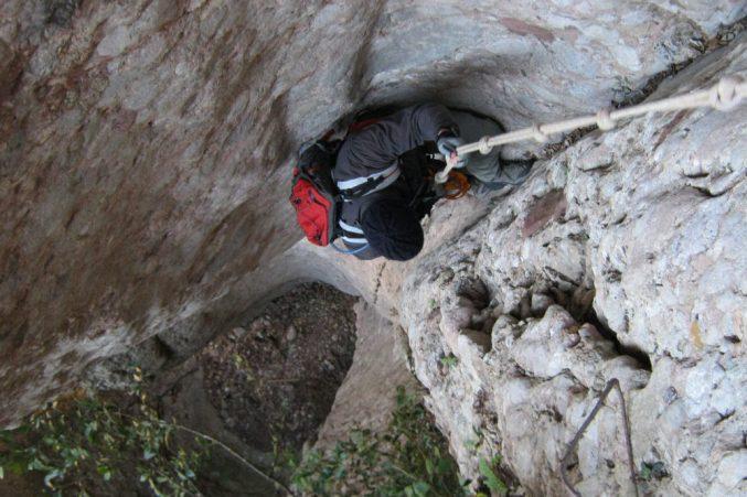 Canal de l'Artiga alta, Montserrat 12