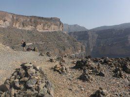Ferrata du Jebel Shams, Jebel Akhdar 27