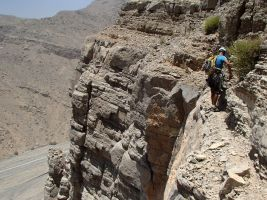 Route With No Name, Ras Al Khaimah, Émirats 18