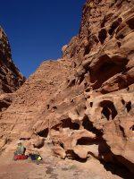 Sabbah's Route, Jebel Rum, Jordanie 11