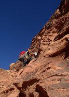 Sabbah's Route, Jebel Rum, Jordanie 10