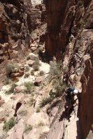 Nuances de Grès, Wadi Tibn, Petra, Jordanie 11