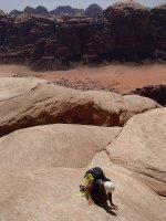 Hammad's Route, Jebel Rum, Jordanie 18