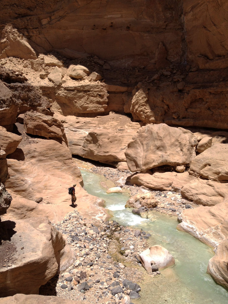 Wadi Zerqa Ma'in, Moab 20