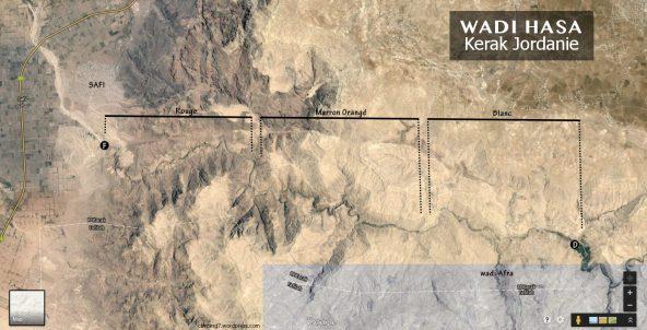 topo wadi Hasa