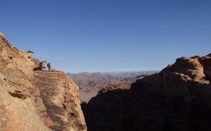 Sabbah's Route, Jebel Rum, Jordanie 21