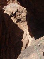 Hammad's Route, Jebel Rum, Jordanie 25