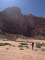 Goldfinger, Jebel Rum Est, Rum, Jordanie 4