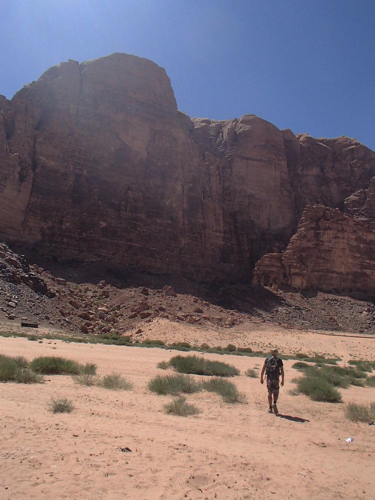 3. en vue du rocher