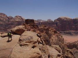 Hammad's Route, Jebel Rum, Jordanie 31