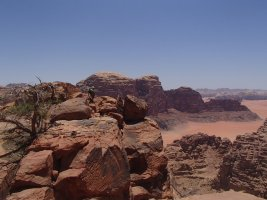 Hammad's Route, Jebel Rum, Jordanie 30