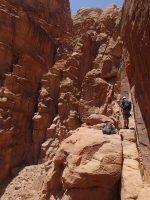 Hammad's Route, Jebel Rum, Jordanie 36