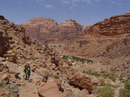 Hammad's Route, Jebel Rum, Jordanie 37