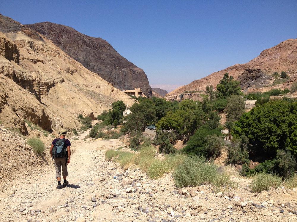 Wadi Zerqa Ma'in, Moab 5