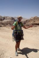 Nuances de Grès, Wadi Tibn, Petra, Jordanie 3