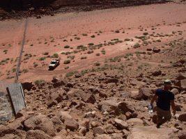 Sabbah's Route, Jebel Rum, Jordanie 5