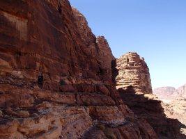 Goldfinger, Jebel Rum Est, Rum, Jordanie 7