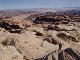 Hammad's Route, Jebel Rum, Jordanie 6