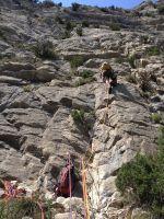 Terra de Dinosaures a la Paret Bucòlica, Oliana, Espagne 12