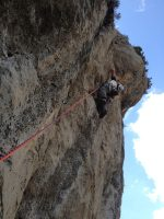 Triarca a la Paret del Grau, Coll de Nargo, Espagne 19