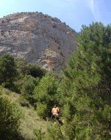 Camel a la Roca dels Arcs, Vilanova de Meïa, Espagne 1