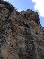 Triarca a la Paret del Grau, Coll de Nargo, Espagne 20