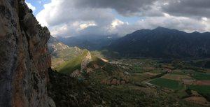 Triarca a la Paret del Grau, Coll de Nargo, Espagne 21