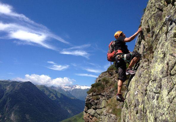 Ambiance haute montagne