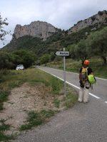 Mac Gregor a su Pesar al Roc d'En Sola, Perles, Espagne 1