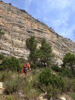 Terra de Dinosaures a la Paret Bucòlica, Oliana, Espagne 3