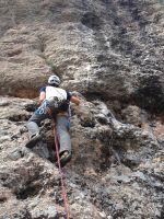 Triarca a la Paret del Grau, Coll de Nargo, Espagne 4
