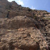 Triarca a la Paret del Grau, Coll de Nargo, Espagne 5