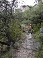 Mac Gregor a su Pesar al Roc d'En Sola, Perles, Espagne 3